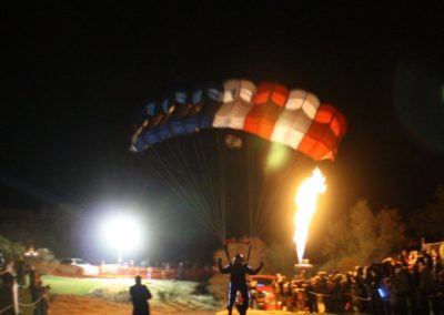Professional Skydiving Team - Event Performances Aerial Extreme (5)