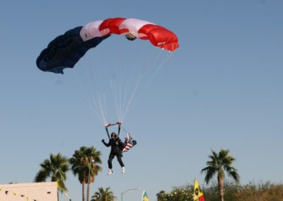 Professional Skydiving Team - Event Performances Aerial Extreme (1)