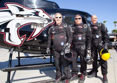 Professional Skydiving Team - Event Performances Aerial Extreme (6)